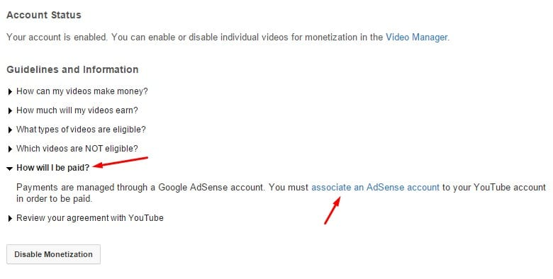 associate-an-adsense-account-with-youtube
