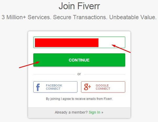 enter-email-to-join-fiverr-now
