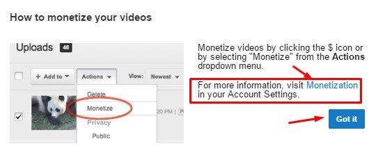 monetization-information-on-youtube