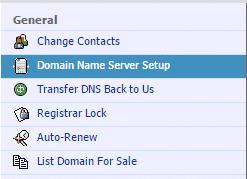 dns setting on namecheap