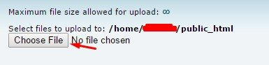 upload files now