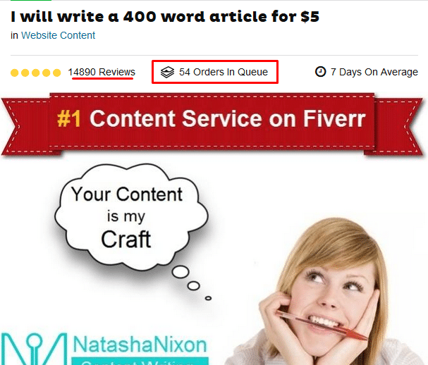 content writing idea