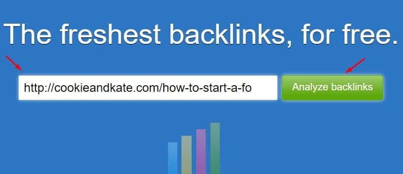 check backlinks