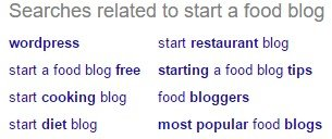 start a food blog search result 2