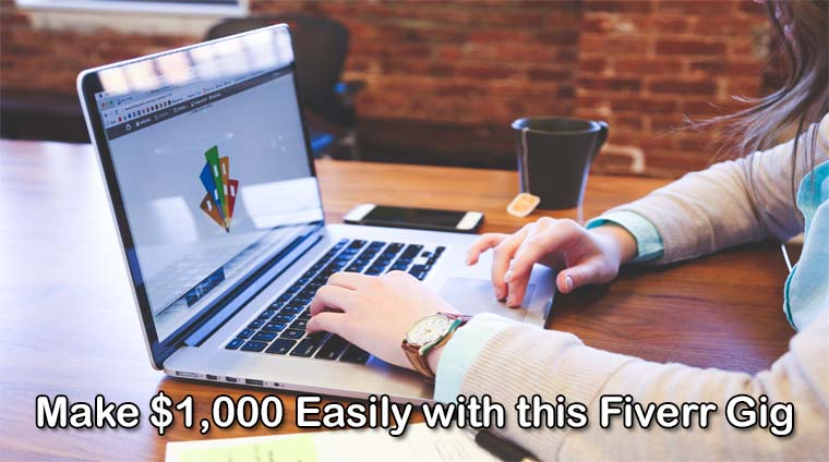How I Made $1714 With This Easy Fiverr Gig - big