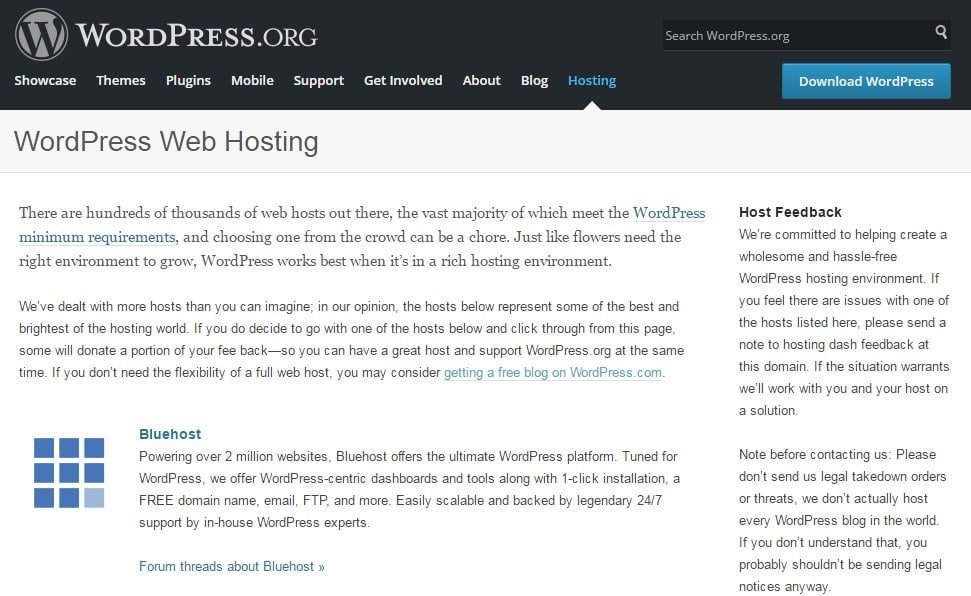 wordpress-refers-bluehost-bloggingceo