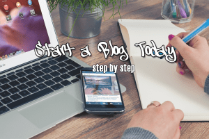 How to Start a Blog in 2017: A Definitive Step by Step Guide