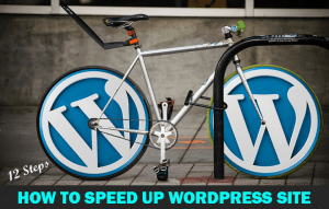 How To Speed Up WordPress Site: 12 Steps (2017 Extensive Guide)