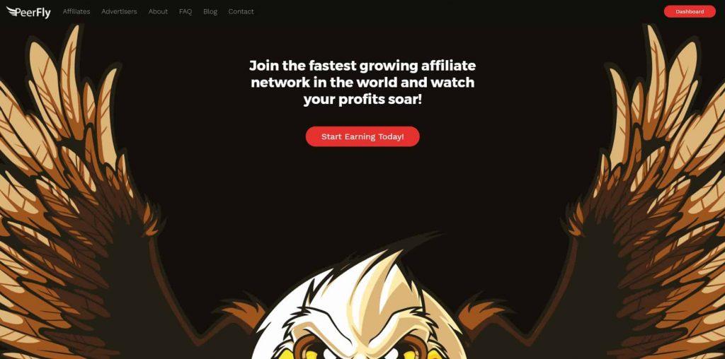 peerfly affiliate program